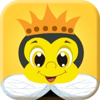 GenieFunGames Cute Queen Bee Rescue